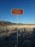 Image for Tule Springs Fossil Beds National Monument - Las Vegas, NV