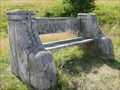 Image for WEARDALE WAY BENCH SEAT