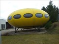 Image for Yellow UFO House - Haigerloch, Germany, BW