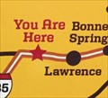 Image for Lawrence 18 Miles East Map - Tecumseh, KS