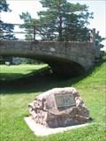 Image for First Reinforced Concrete Bridge – Rock Rapids, IA