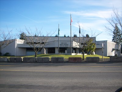 Pierce County Sheriff's Department, South Hill Precinct