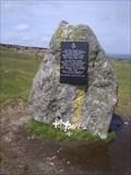 Image for Air Force Memorial, Hambledown, Dartmoor, Devon UK