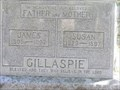 Image for James Gillaspie -- Oakwood Cem., Huntsville TX