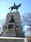 Image for Statue of William Tecumseh Sherman - Washington, D.C.
