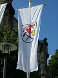 Image for Flag of Bischofsgrün i. Fichtelgebirge/BY/Germany