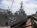 Image for USS Cassin Young (DD-793) - Charlestown, MA