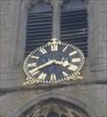Image for Church Clock - Church of All Saints, Church Road, Tilney All Saints, Norfolk. PE34 4SJ