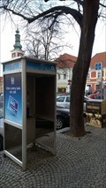 Image for Payphone/Telefonní automat - Slaný, Masarykovo námestí, Czech Republic