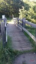 Image for Le petit pont en bois du lac de Mison- Alpes de Hautes Provence