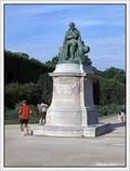 Image for Jean-Baptiste Lamarck in Jardin des Plantes, Paris, France