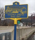 Image for Walton Covered Bridge - Walton, NY
