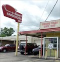 Image for Historic Route 66 - Hank's Hamburgers - Tulsa, Oklahoma, USA.