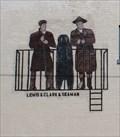 Image for Lewis & Clark mural -- Atchison KS