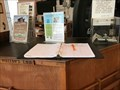 Image for Folsom Powerhouse State Historic Park Guest Book  - Folsom, CA