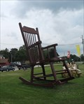 Image for A Giant's Rocking Chair - Omemee, ON