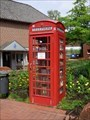 Image for Red Telephone Box - Soltau, Niedersachsen, Germany