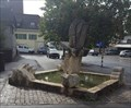 Image for Fountain in Front of the Roman Catholic Church - Breitenbach, SO, Switzerland