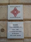 Image for Musée Y. Machelon - Gannat - France