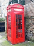 Image for Red Telephone Box - Laurier Road, Dartmouth Park, London, UK