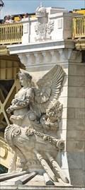 Image for Winged Female - Margaret Bridge - Budapest, Hungary