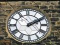 Image for Clock, Christ Church Brampton Bierlow, Rotherham, UK.