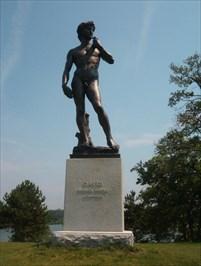 Michelangelos David - Buffalo, NY - Exact Replicas on