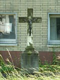Image for Old wayside cross in Peppenhoven - NRW / Germany