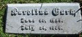 Image for GURA - Middlefield Center Cemetery - Middlefield, Ohio