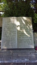 Image for Lord's Prayer - Holy Bible - Washington Memorial Park - SeaTac, WA