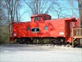 Image for Silver Comet Trail Sheriff's Patrol Caboose