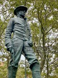 Image for The Scout - Lieutenent Colonel Henry H. Young - Providence, Rhode Island