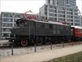 Image for Electric locomotive E 04 20, Stephensonstraße, Frankfurt am Main, DE