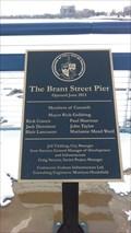 Image for Brant Street Pier - Burlington ON