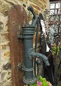 Image for Decorative Pump at Burg Adenbach, Adenbachhutstraße 1 , Ahrweiler - RLP / Germany
