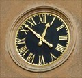 Image for Clock, Himley Hall, Himley, South Staffordshire, England