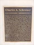 Image for Charles A. Schreiner - Kerrville, TX USA