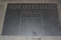 Image for Wine Office Court Dickens -- near Ye Olde Cheshire Cheese, Off Fleet Street, City of London, UK