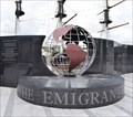 Image for The Emigrant Flame - New Ross, County Wexford, Ireland.
