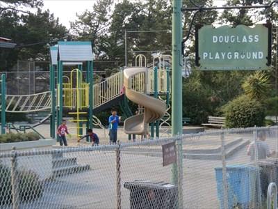 Douglass Playground Entrance, San Francisco, California