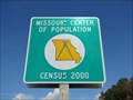 Image for Missouri Center of Population 2000 Census - Westphalia, Missouri