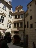 Image for House at the Golden Ring ( Dum U Zlatého prstenu) - Praha, CZ