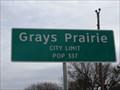 Image for Grays Prairie - Population 337