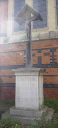Image for WW I Memorial, St. Paul's Church, Worcester, Worcestershire, England