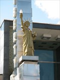 Image for Liberty Bank Statue of Liberty - Logan Sq neighborhood, Chicago, IL