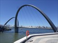 Image for Elizabeth Quay Bridge - Perth ,  Western Australia