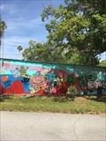 Image for Legal Graffiti Wall Dunedin Fl.