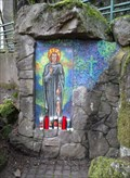 Image for St. Peregrine Mosaic  -  Portland, OR
