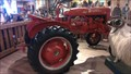 Image for International Harvester Farmall 'A', Geysir shop and museum, Haukadalur, Iceland.