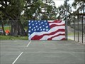 Image for American Flag - Barron Park, LaBelle, Florida, USA